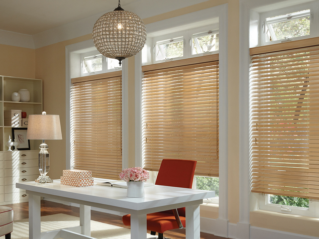 Parkland® Hardwood Blinds