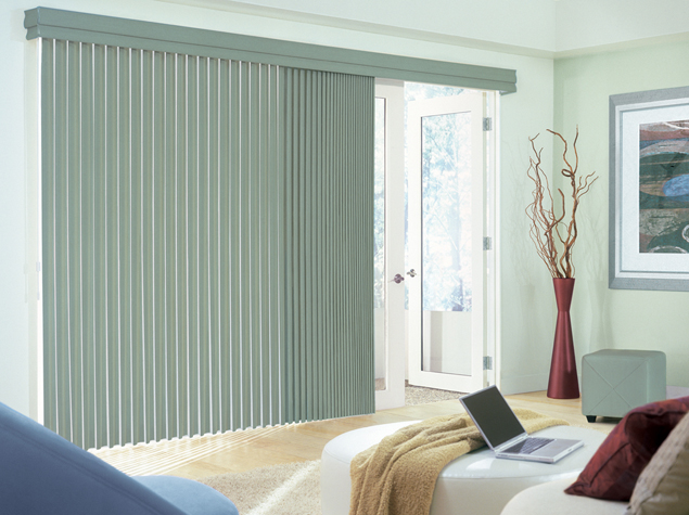 Cadence™ Vertical Blinds