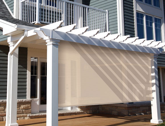 Solar Shades Will Help Control Heat Anywhere, Especially On Screened In  Porches, Gazebos, Patios, And Skylights. Indoor Solar Shades Are Great For  Energy ...