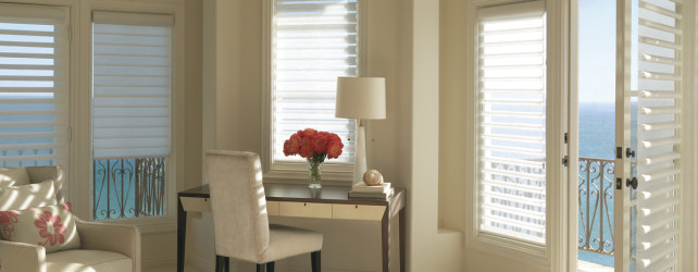 You Can Still Enjoy Your View with the Right Window Treatments