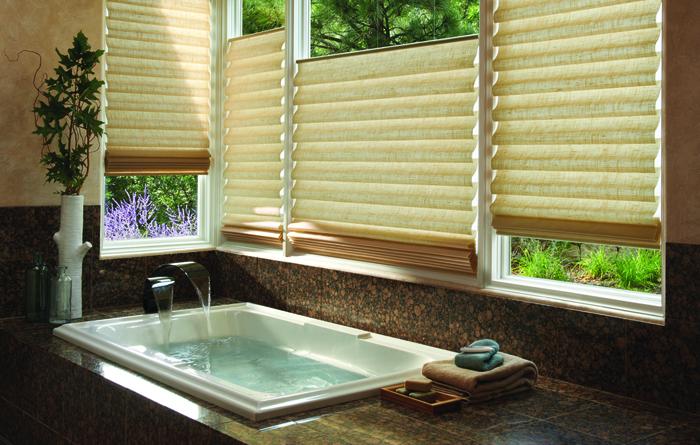 Bathroom Window Treatments Faux Wood Blinds Shutters