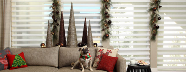 Holidays Are a Great Time to Update Window Coverings!