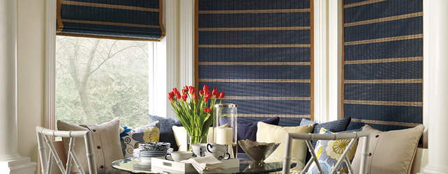 Woven Wood Shades by Hunter Douglas—Simply Natural
